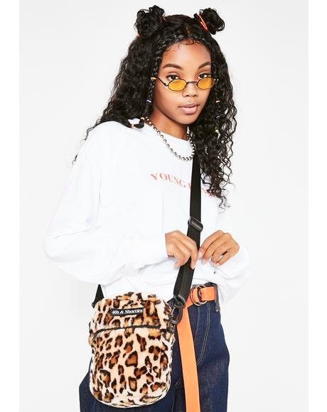 Leopard Hip Bag