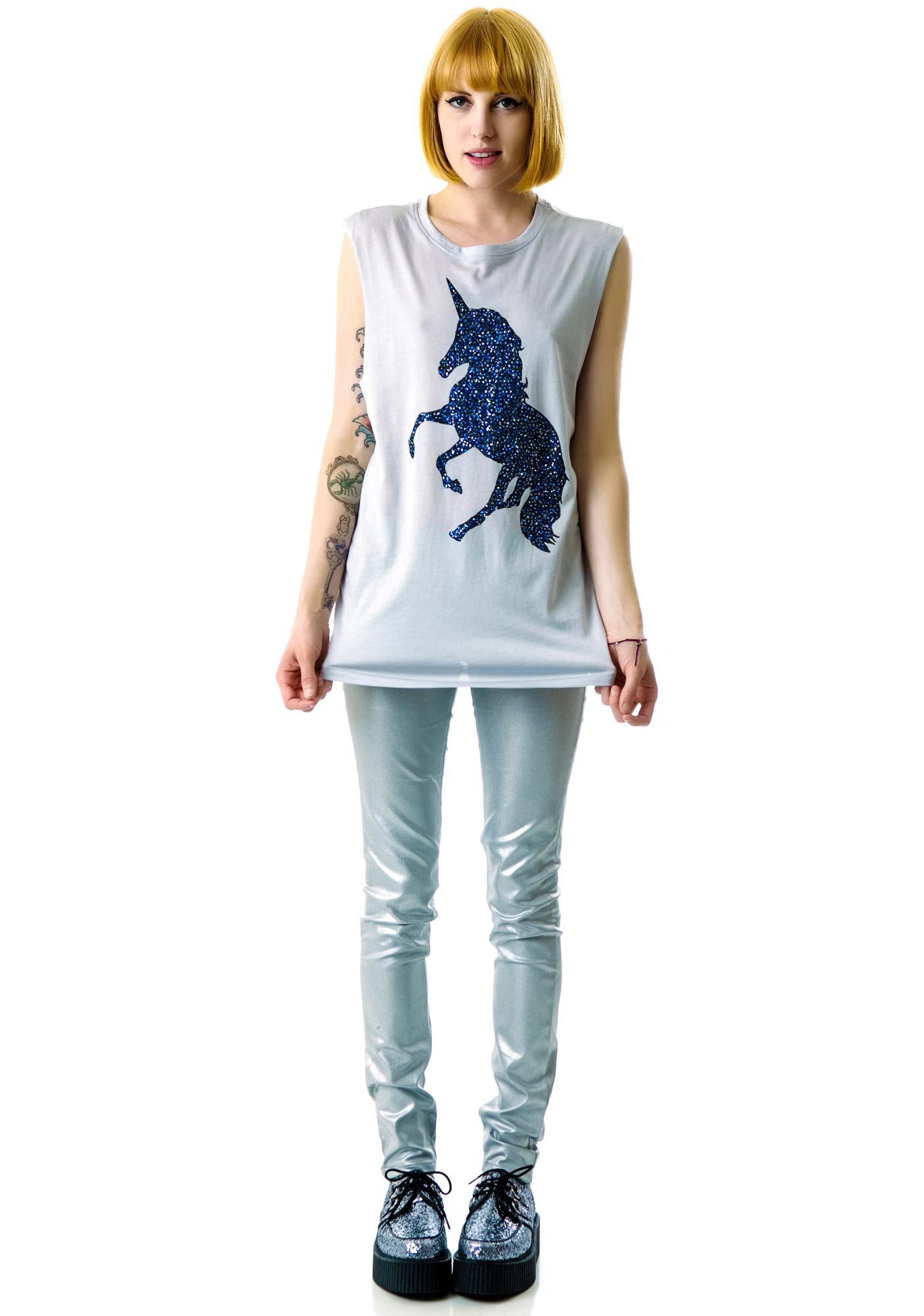 Unicorn Sparkles Tank