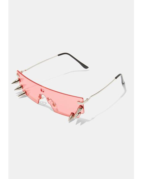 Spike Punk Sunglasses