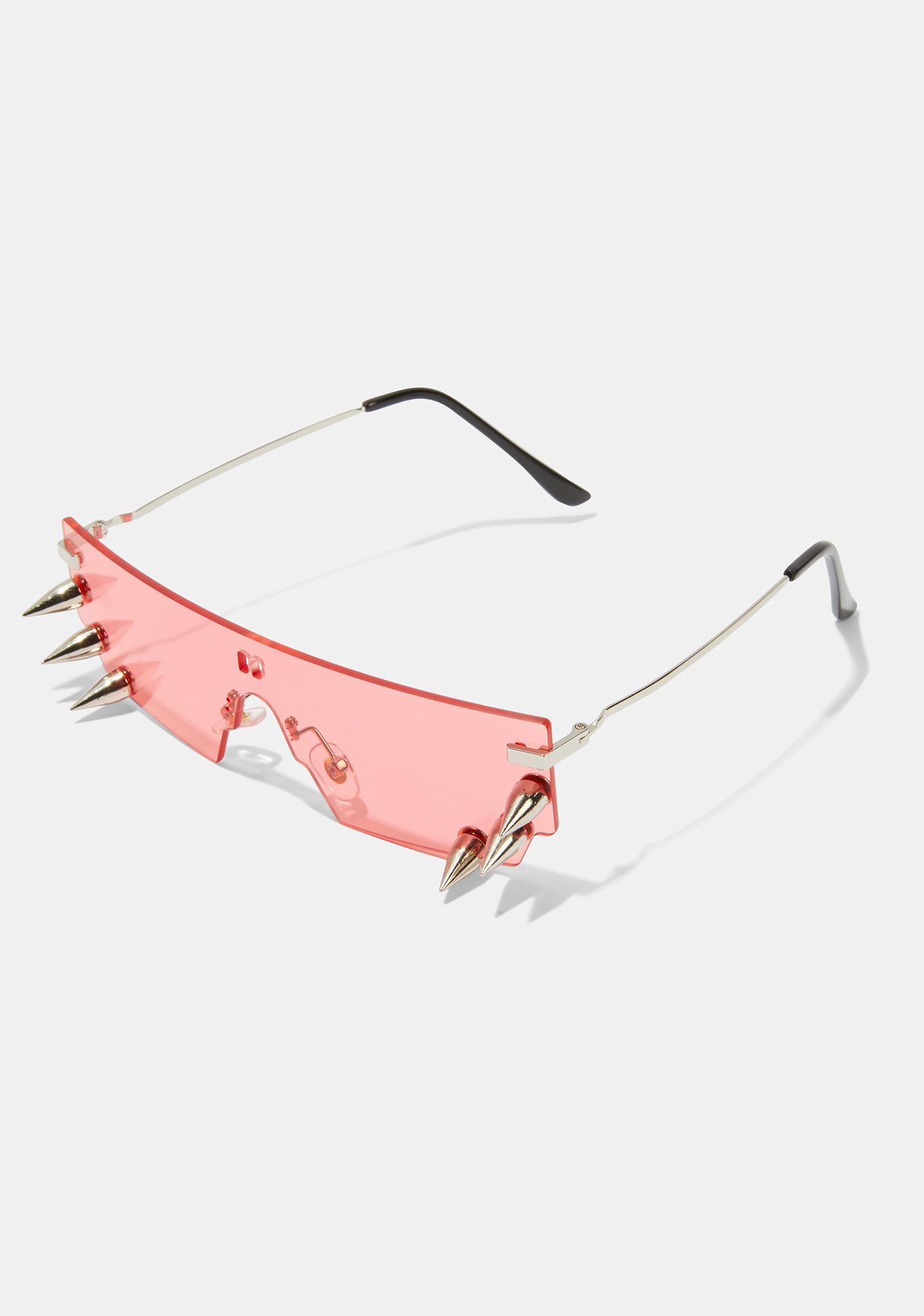 Spike Punk Sunglasses