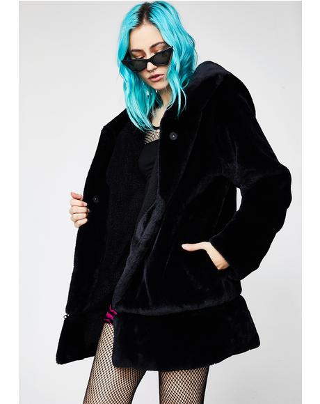 Sexy Rabbit 3-Way Coat