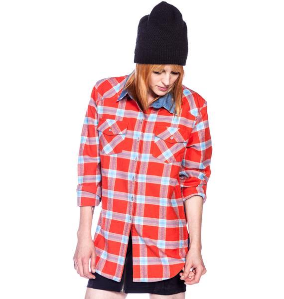 Insight Quadrant Flanno Shirt