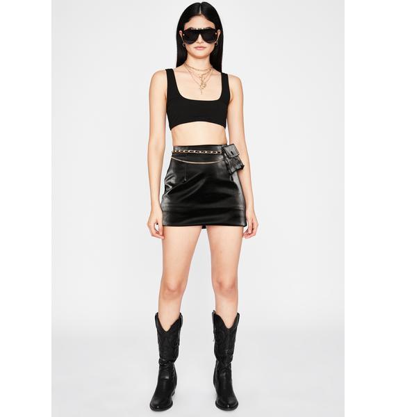 Chic N' Prepared Cargo Skirt