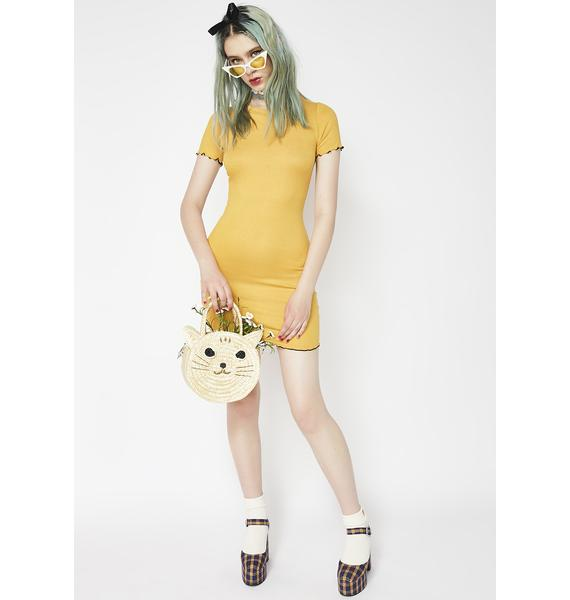 My Way Mini Dress