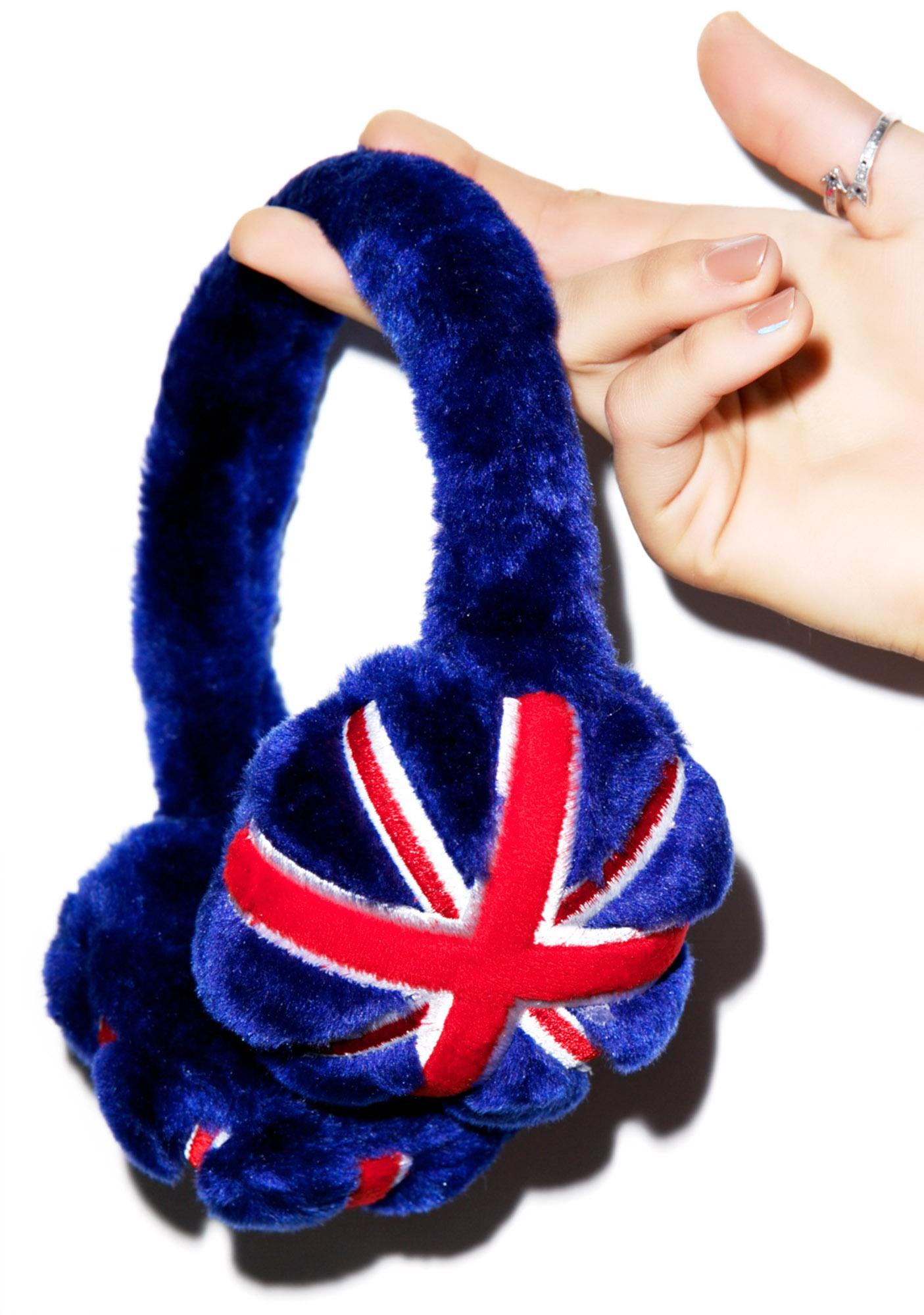London's Calling Plus Earmuff