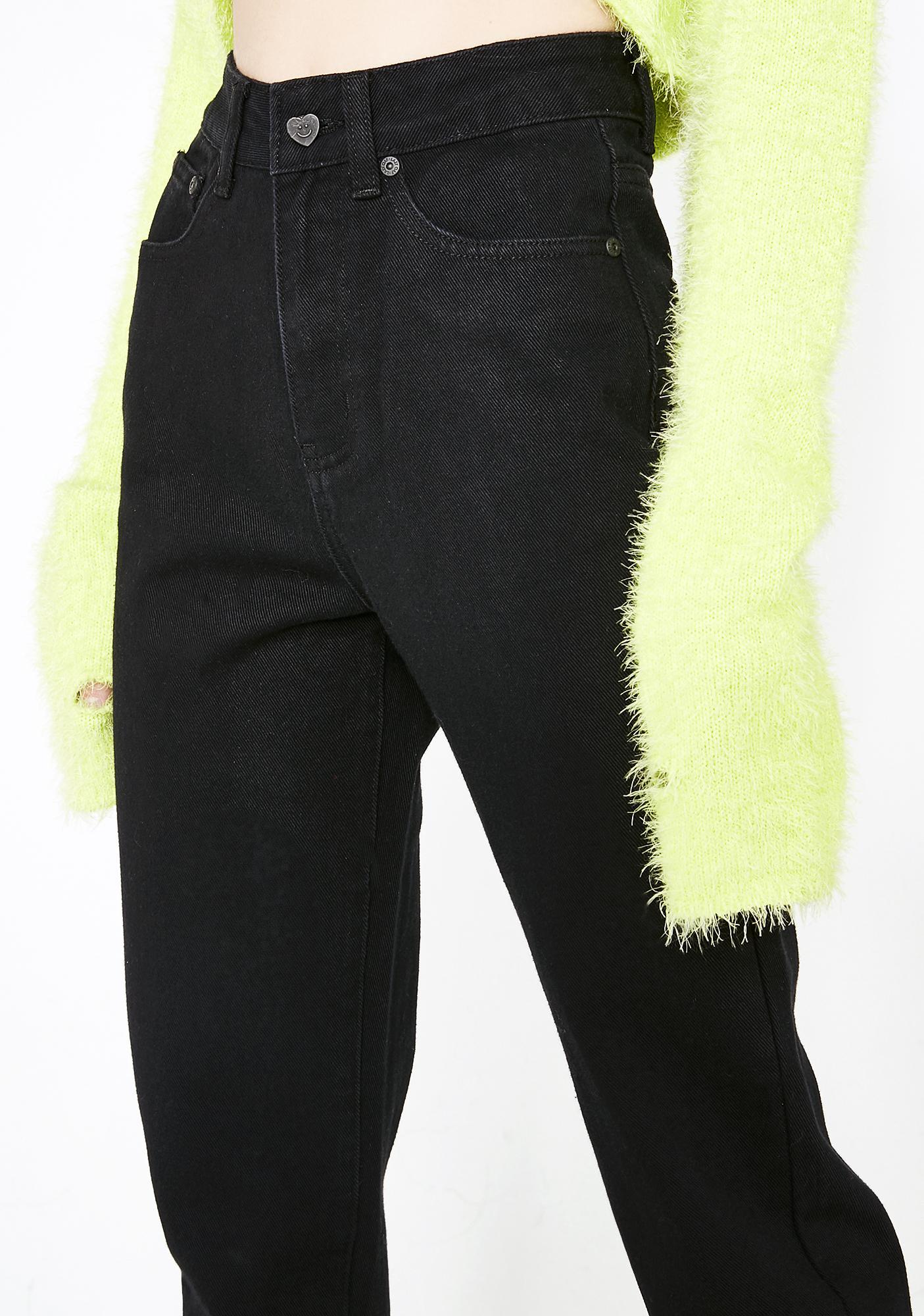 Lazy Oaf LO Black Jeans