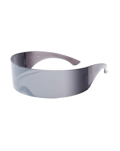 Dark Side Of The Moon Shield Sunglasses
