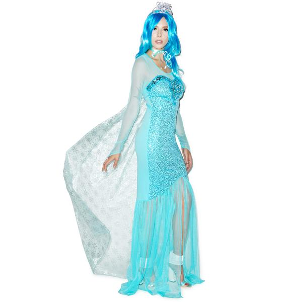 The Snow Queen Dress