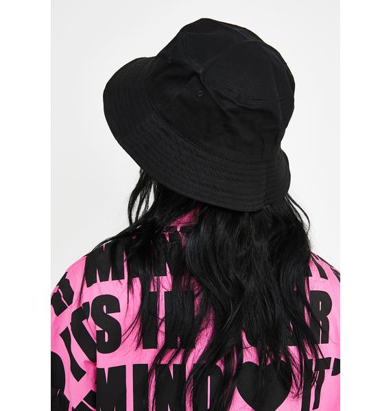 """Bueno """"It Means Good"""" Classic Logo Bucket Hat"""
