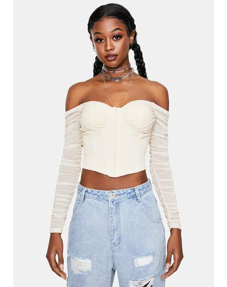 Bounce Back Bustier Top