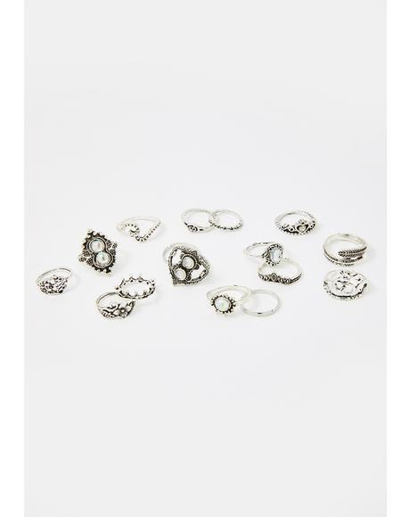Little Moments Ring Set