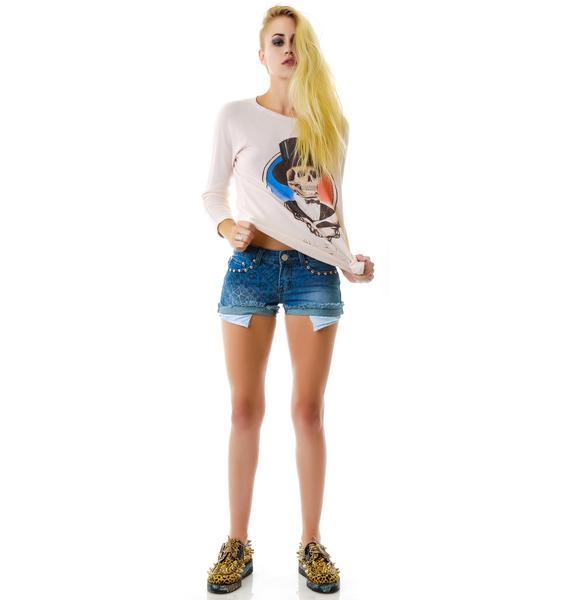 Disturbia Symbols Shorts
