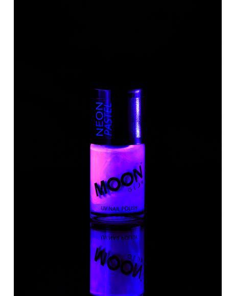 Pastel Lilac UV Nail Polish