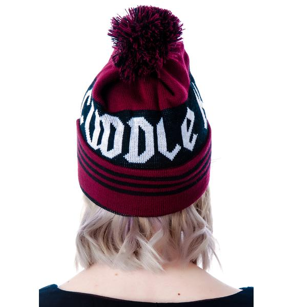 Abandon Ship Apparel Cuddle Kittens Bobble Beanie