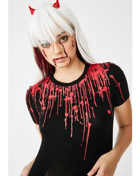 Bloody Hell Graphic Tee