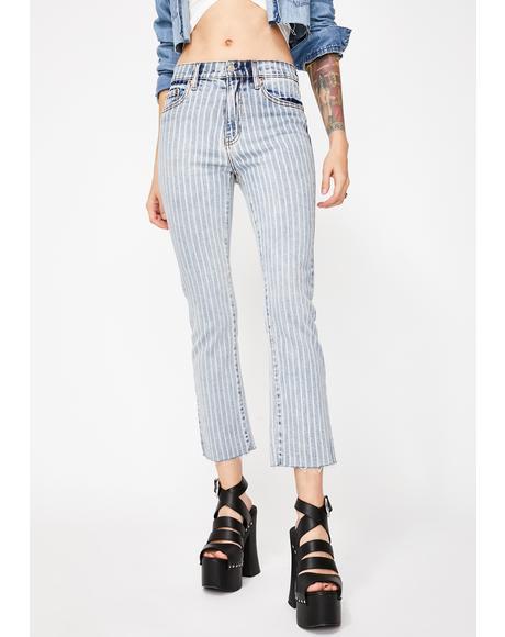 Shy Girl Denim Jeans