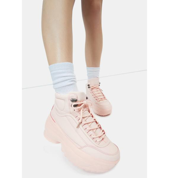 Rose First Place Flex Sneakers