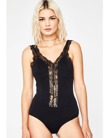 Devious Sweet Threat Cami Bodysuit