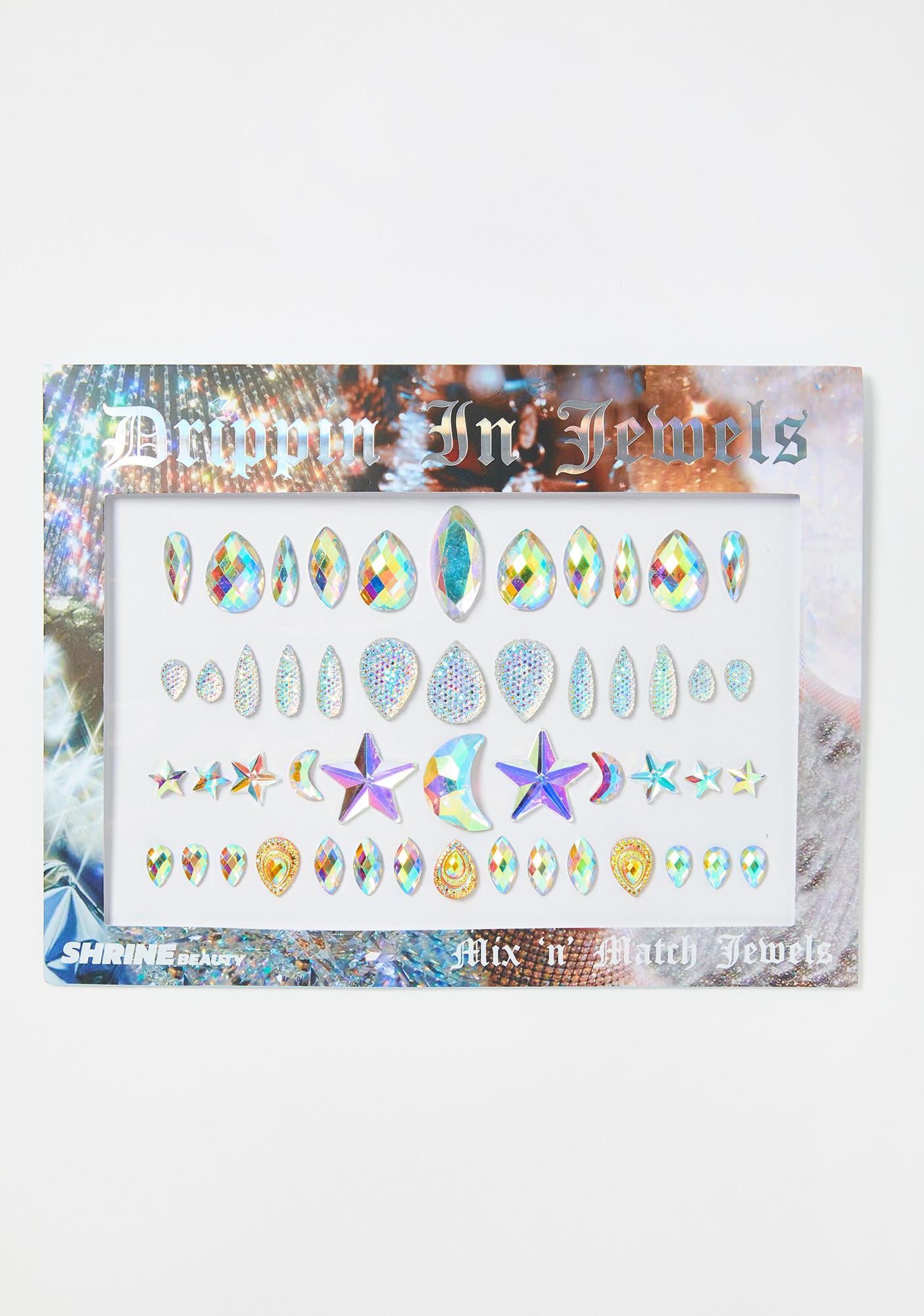 SHRINE Drippin' Mix & Match Jewels