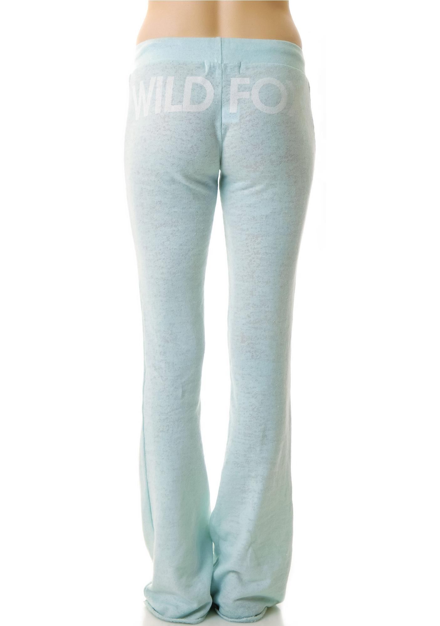 Wildfox Couture Fox Time Yacht Club Pants