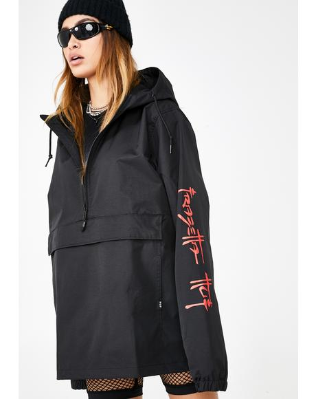 Frazetta Anorak Jacket