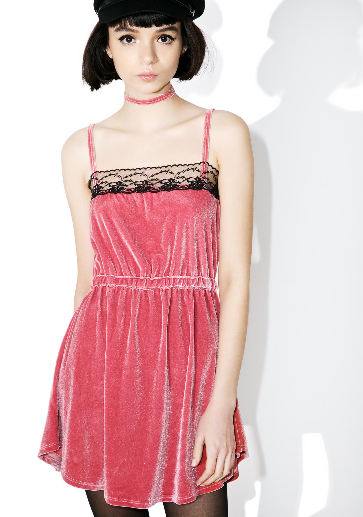 Valfr� Argy Velvet Dress