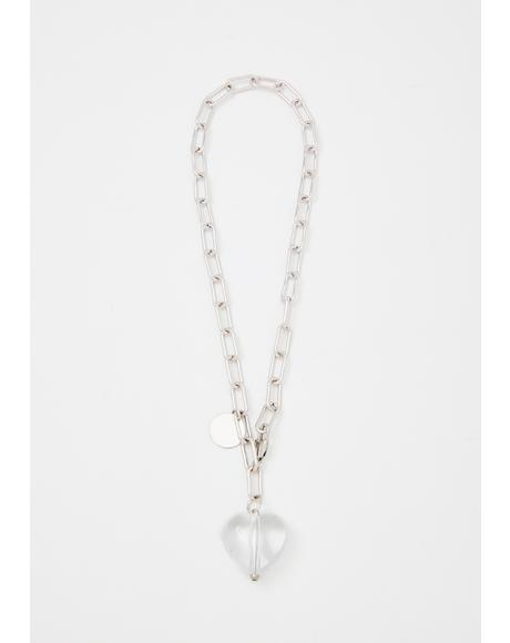 Fragile Passions Chain Necklace