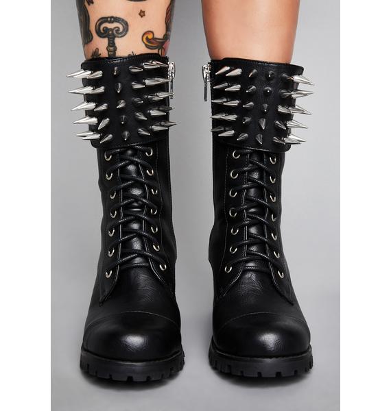 Widow Painkiller Combat Boots