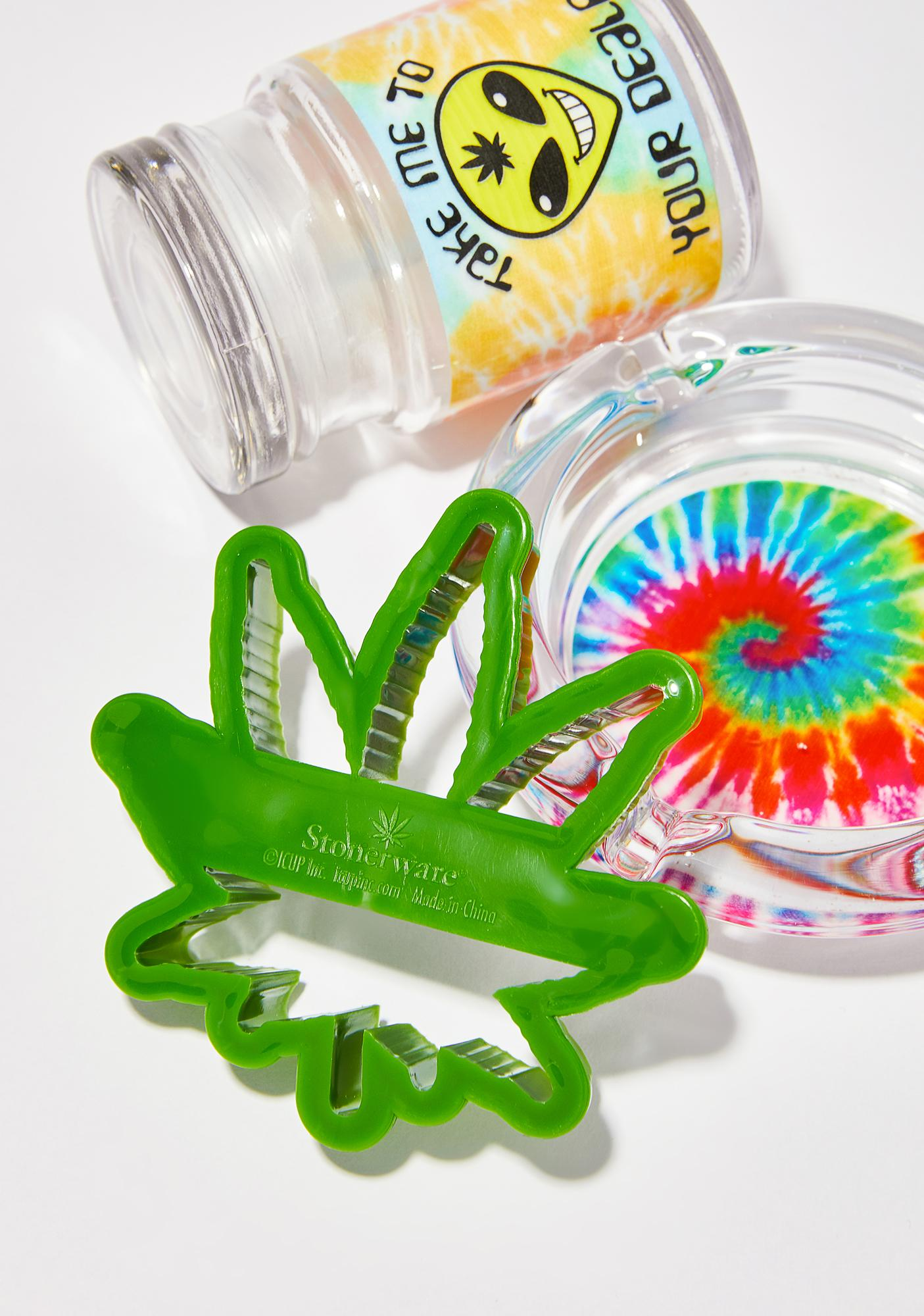 Bake Sale Weed Cookie Cutter
