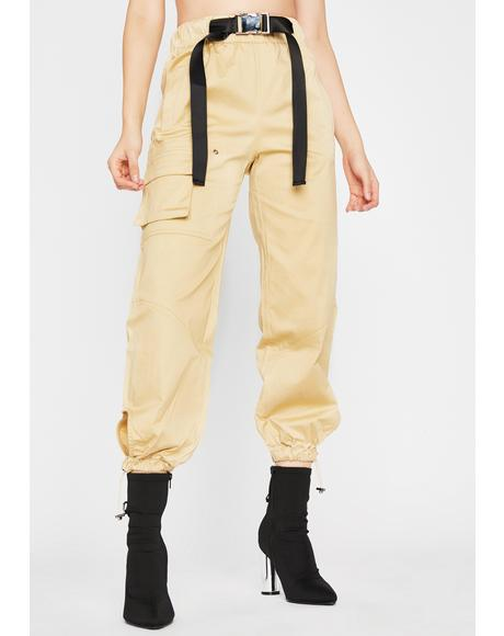 Hazel All About It Cargo Pants