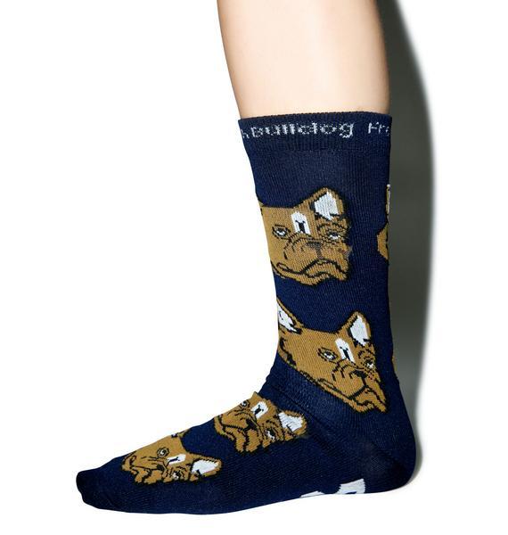 Dog LTD. French Bulldog Socks