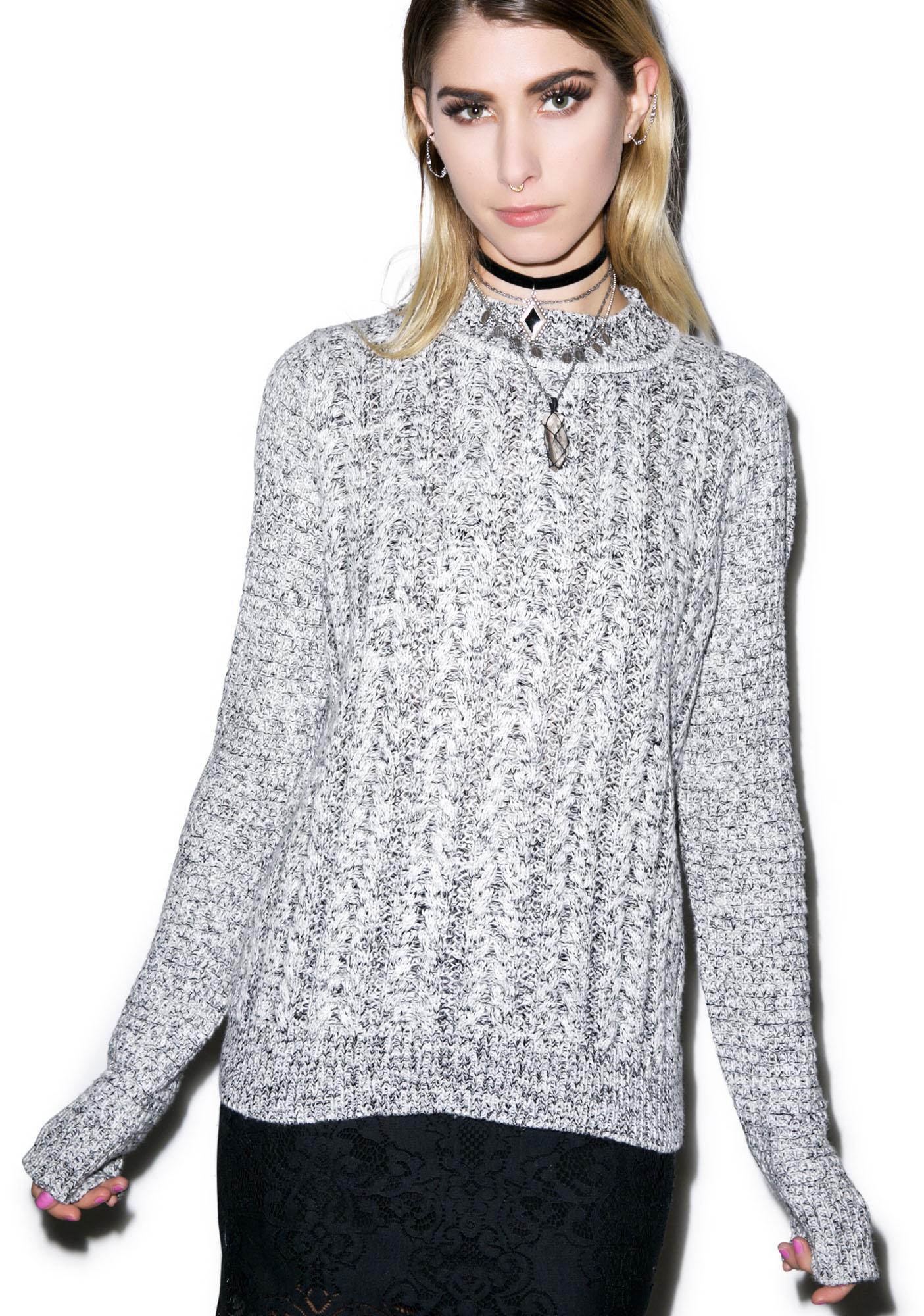 For Love & Lemons Frostine Sweater