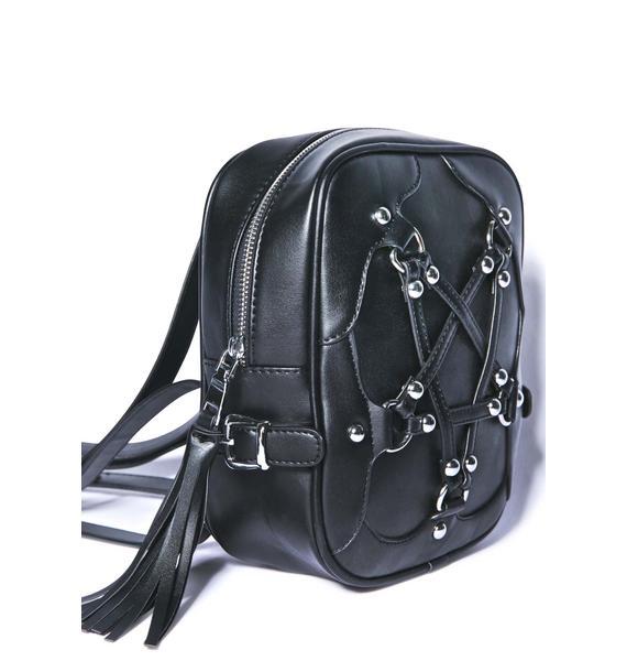 Pentagram Mini Backpack