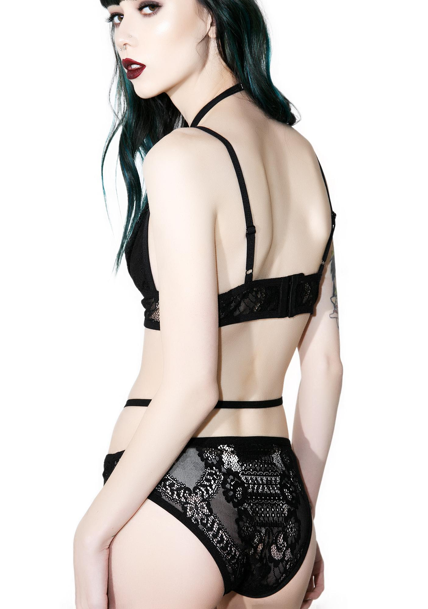 Killstar Bella Morte Juliet Panty