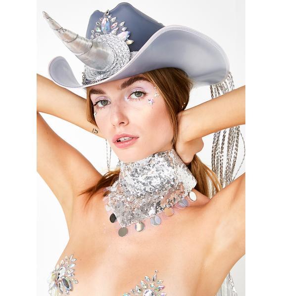 Celestial Unicorn Headpiece