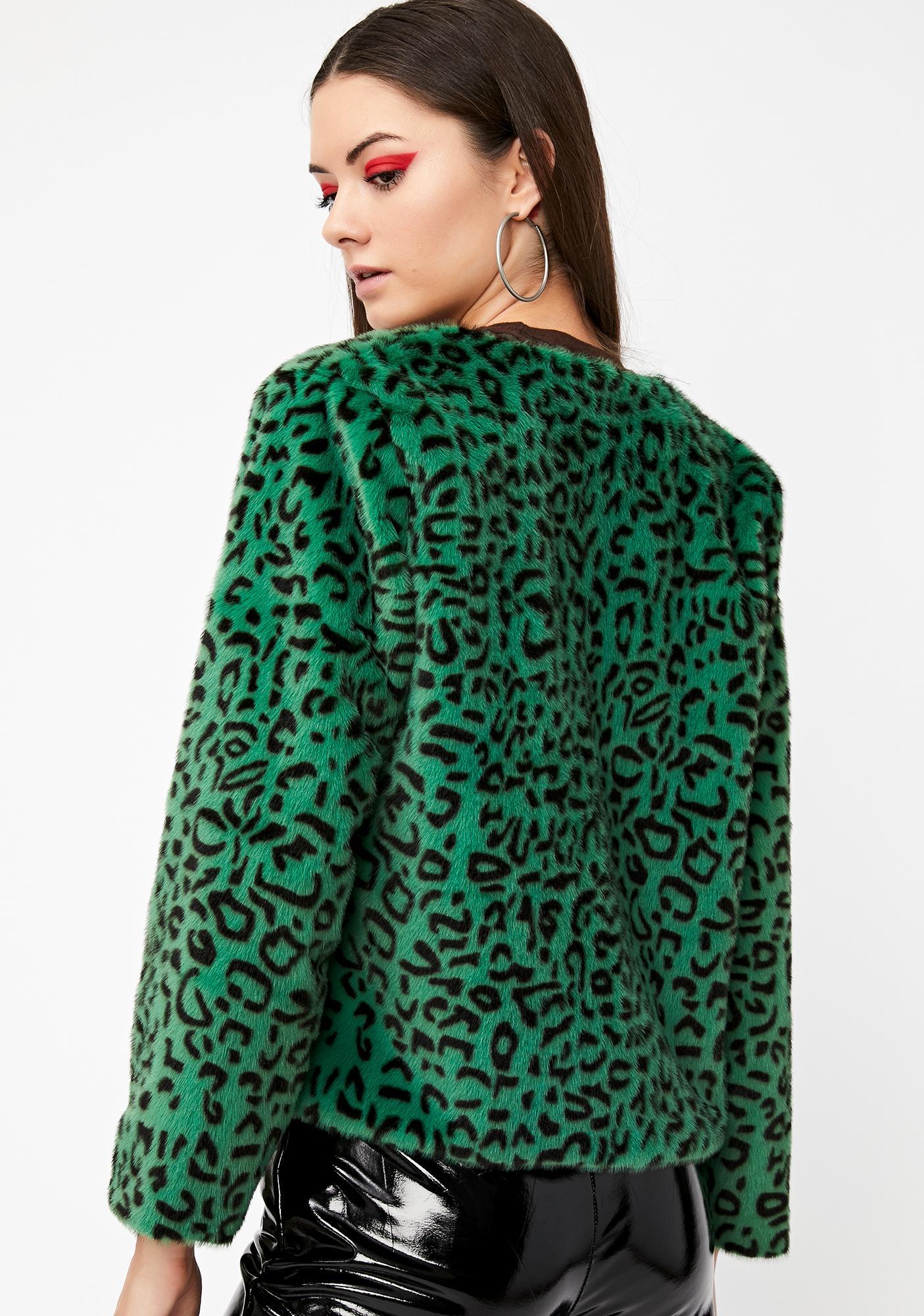 Wild Style Crop Jacket