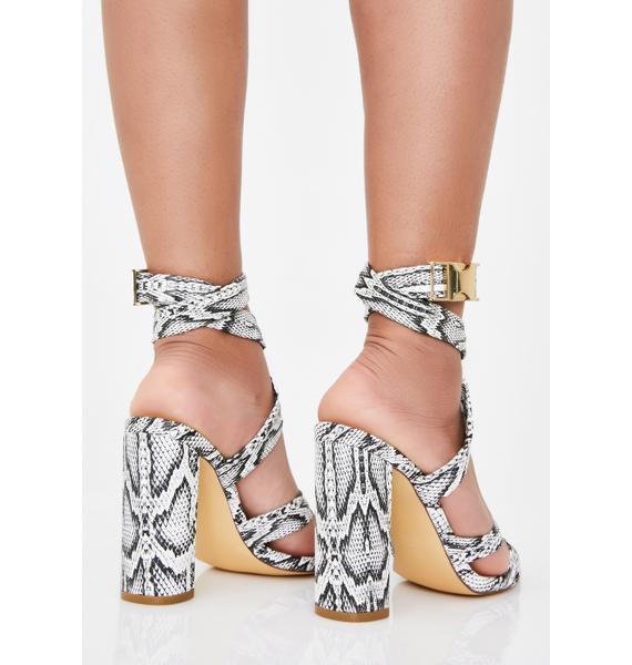 Betta Run Block Heels