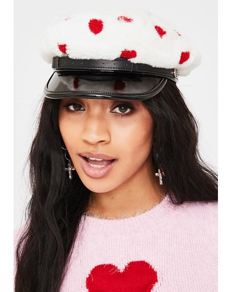 Crush Culture Faux Fur Hat