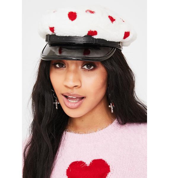 Crush Culture Faux Fur Hat