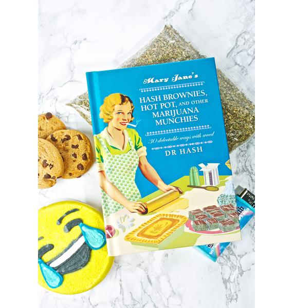 Mary Jane's Hash Brownies Book