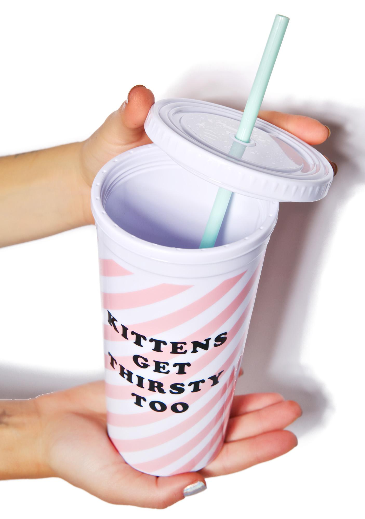 Thirsty Kittens To-Go Cup