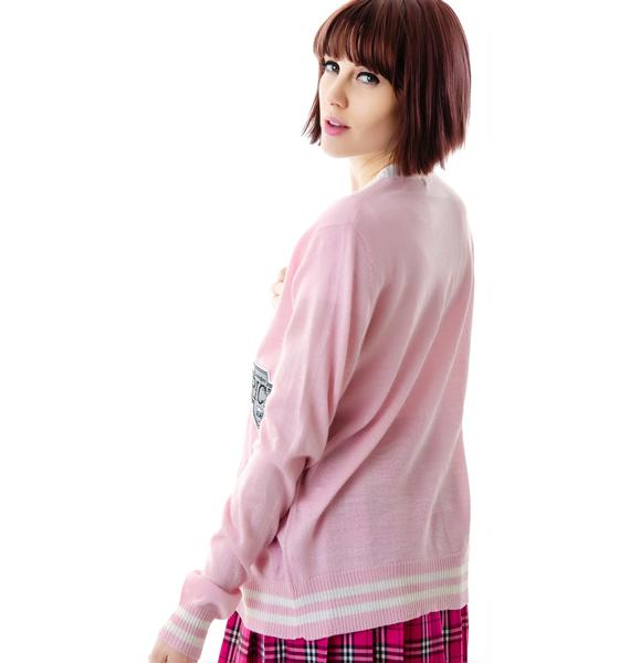 Joyrich Rich Knit Cardigan