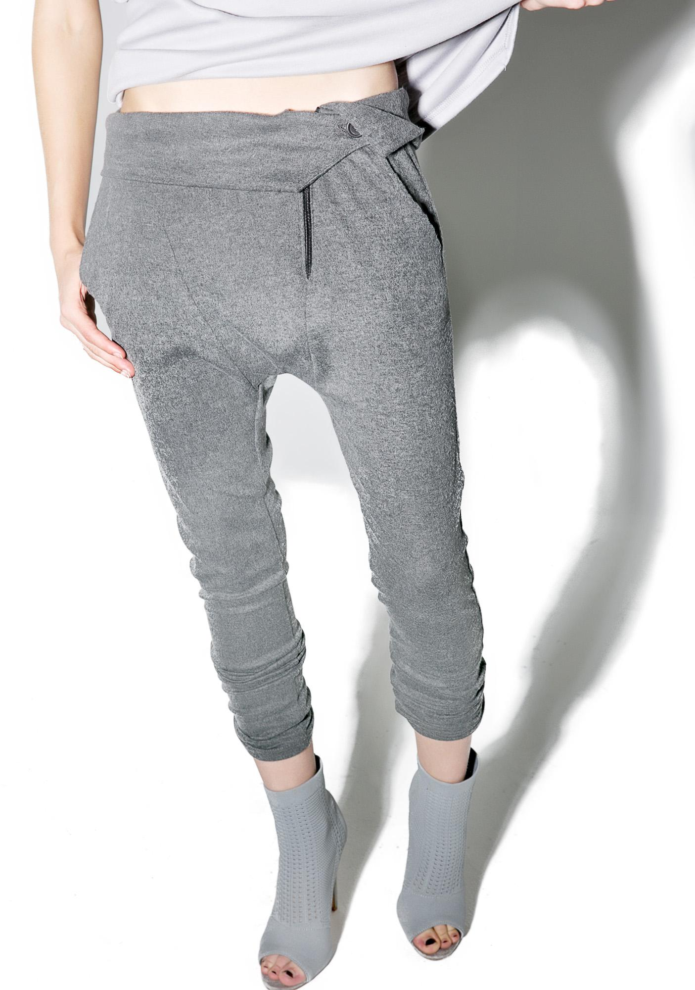 MNML Gray Matters Foldover Pant