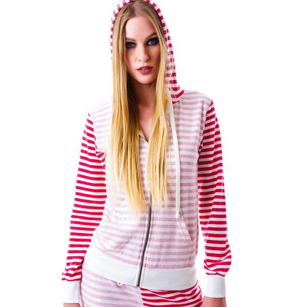 Where's Waldo Zip Up Hoodie