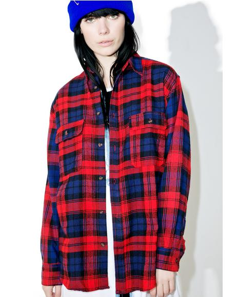 Polly Plaid Shirt