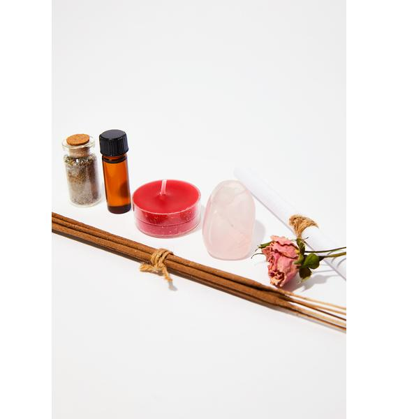 J. SOUTHERN STUDIO In Lust Incense Making Ritual Kit