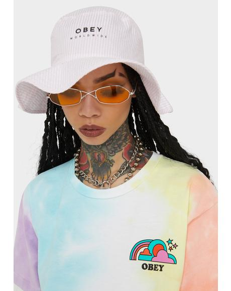 Hamptons Bucket Hat