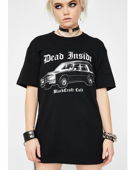 Hearse Graphic Tee