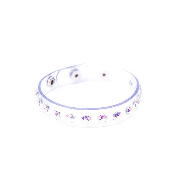 Crystal Unicorn Bracelet