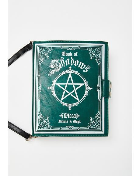 Memoirs Of Wicca Crossbody Bag
